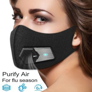 test masque antipollution beeasy